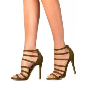 Anne Michelle Newbee-44m Heeled Sandal